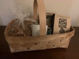 Coffee Date Basket