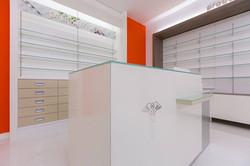 banco vendita, cassettiere, farmacia, pa