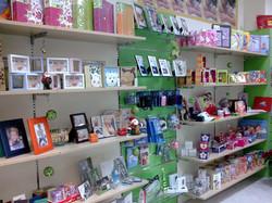 Arredamento cartoleria, articoli cancelleria scuola e ufficio, ripiani regolabili