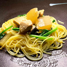 【20.11.16】A.鰤大根と小松菜のペペロンチーノ.jpg