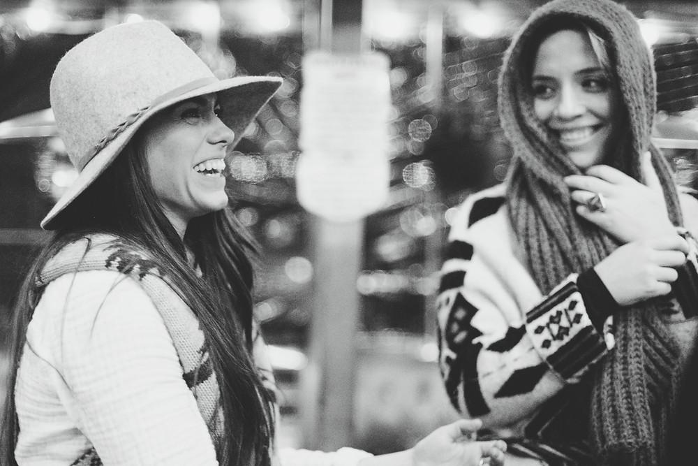 Monica Brown & Keely Petaluga