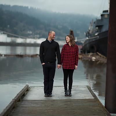 Megan + Dan