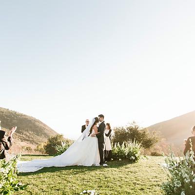 Jenny Dare + Sean // El Capitan Canyon