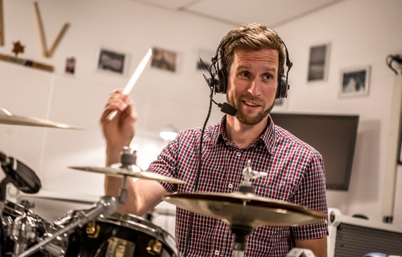 Drum School Bern At Work 3