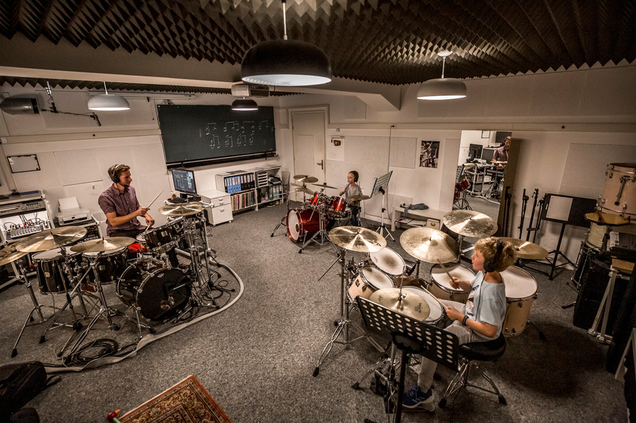 Drum School Bern At Work 6