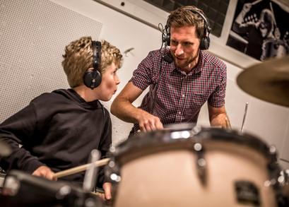 Drum School Bern At Work 4