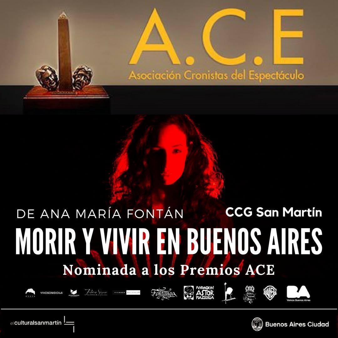 ANA FONTAN _ MORIR Y VIVIR EN BUENOS AIR