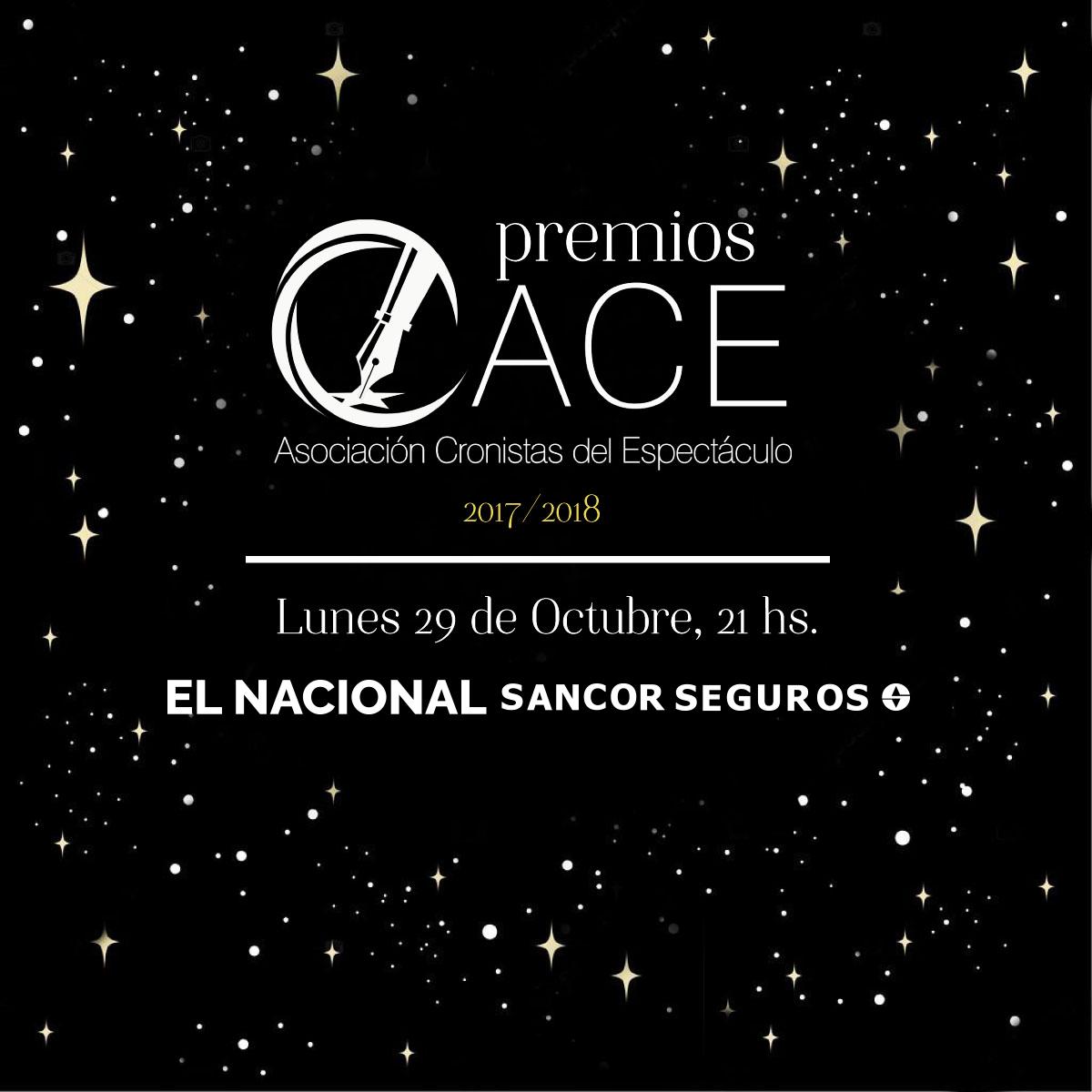 Entrega de Premios ACE