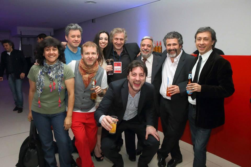 ANA FONTAN CONDOR DE PLATA GANADORA REVE