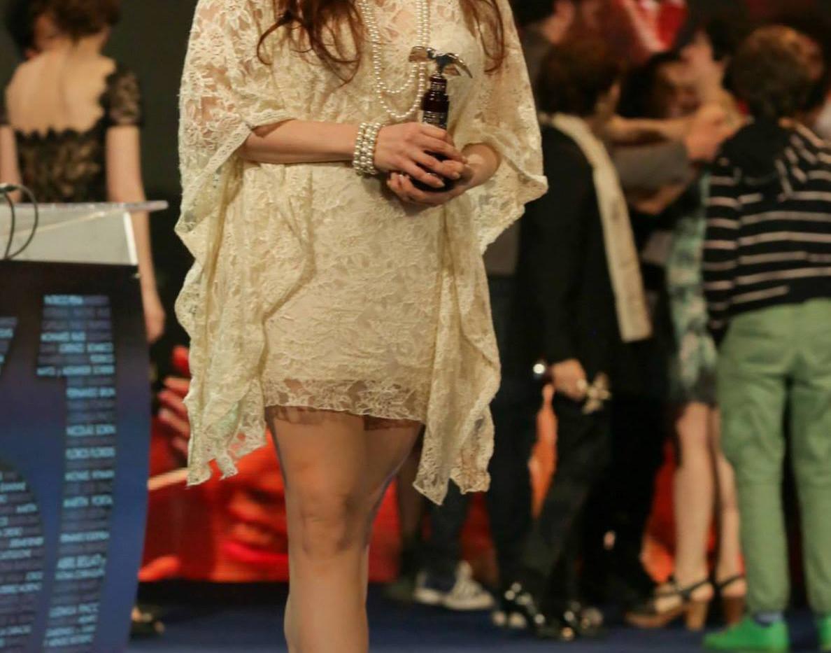 Premios Cóndor de Plata Ana Fontan ganad