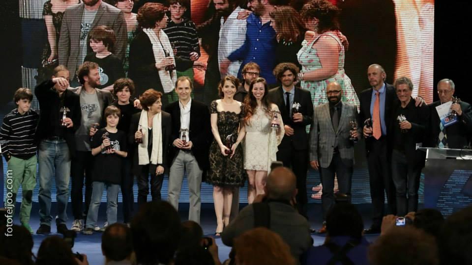 Ganadores Premios Cóndor de Plata. Argentina.