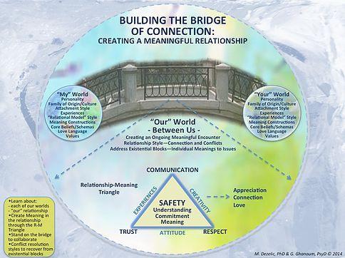 BUILDING THE BRIDGE OF CONNECTION, Dr Marie Dezelic