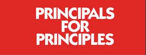 Principals for Principals