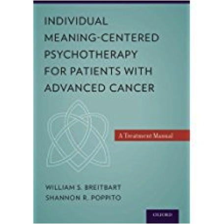 Individual Meaning Centered Psychotherapy for Patients with Advanced Cancer