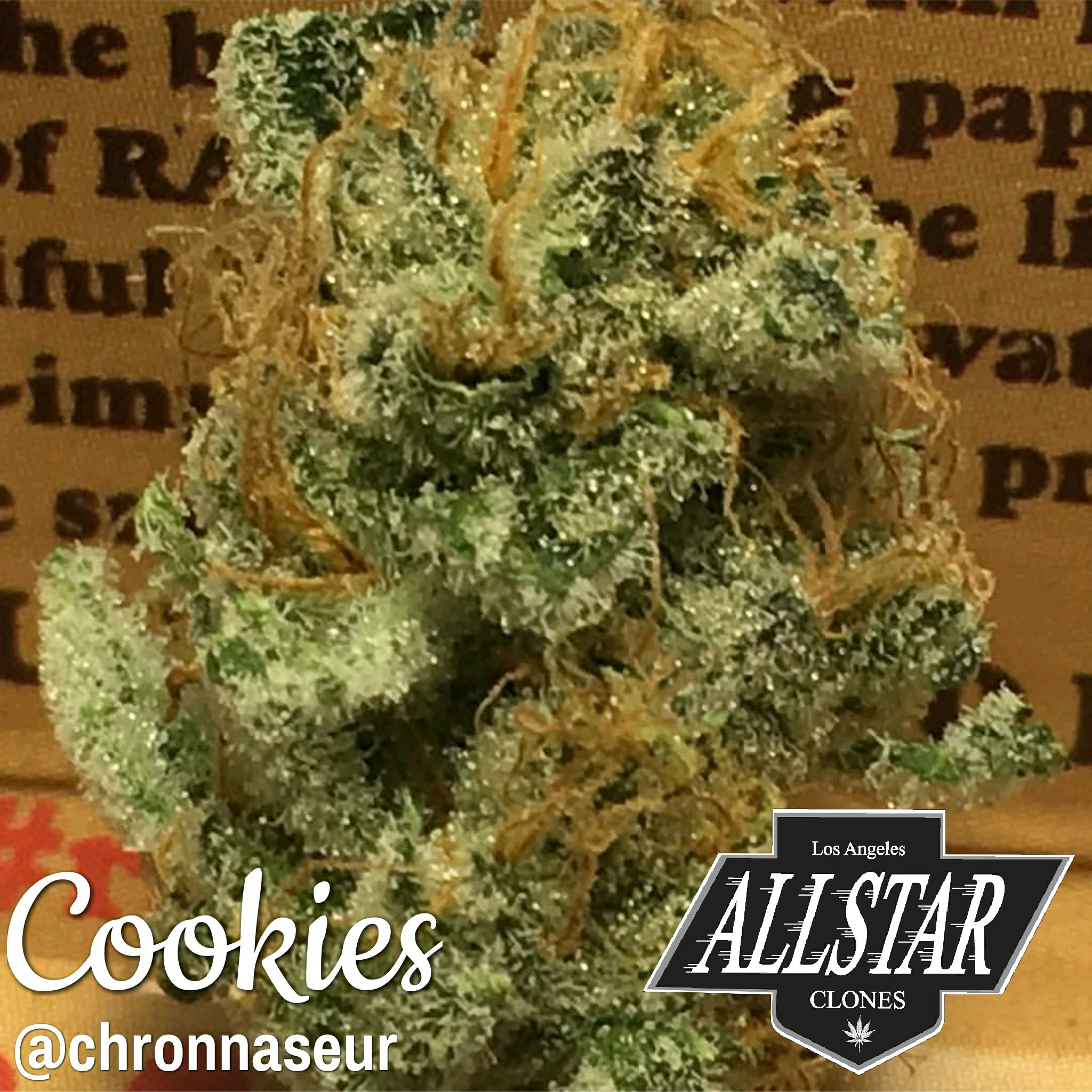All Star Cookies