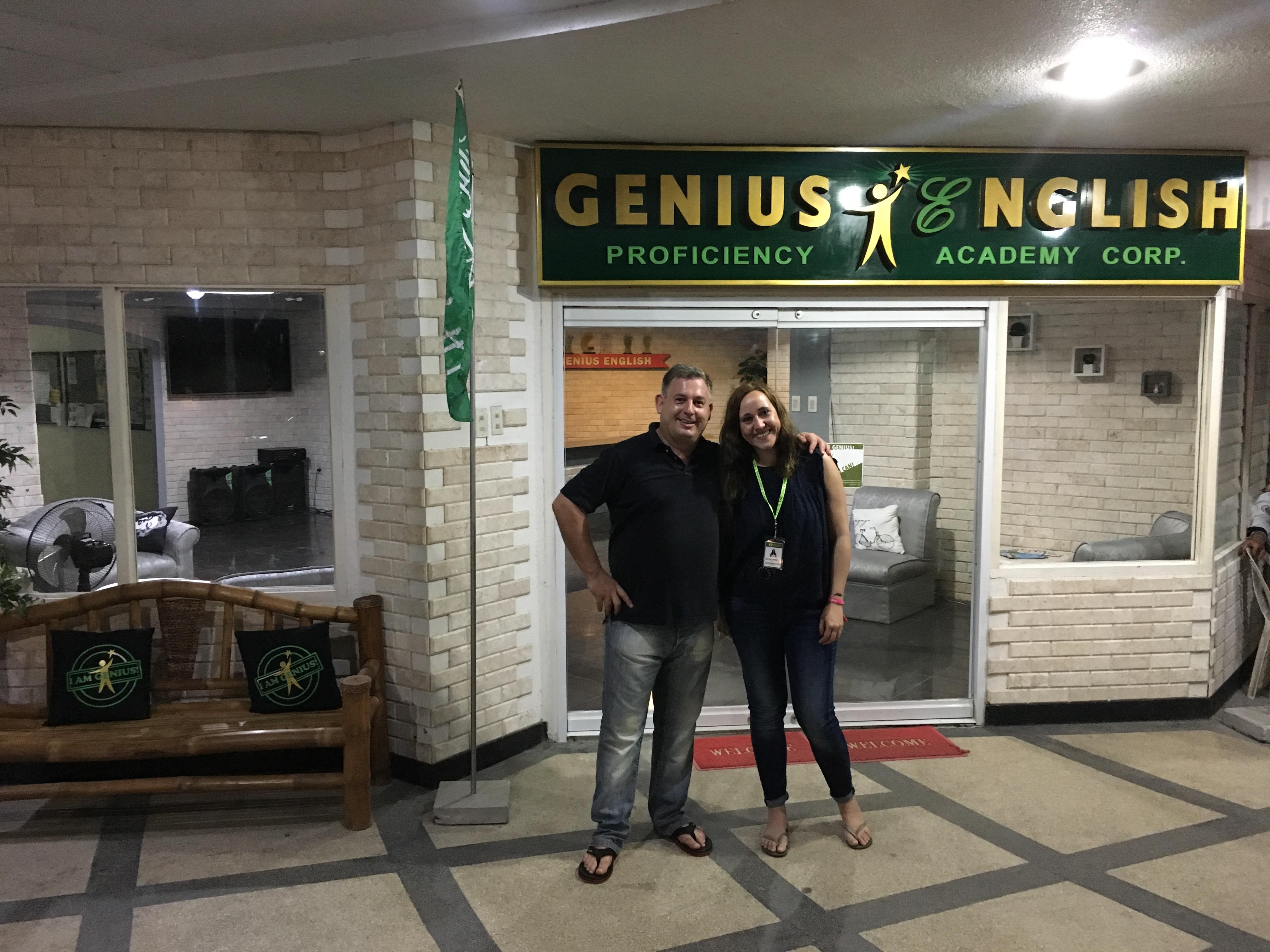 En Genius English con Gema Sanchez