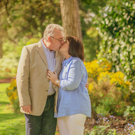 Anniversary Portraits at Cusworth Hall, Doncaster