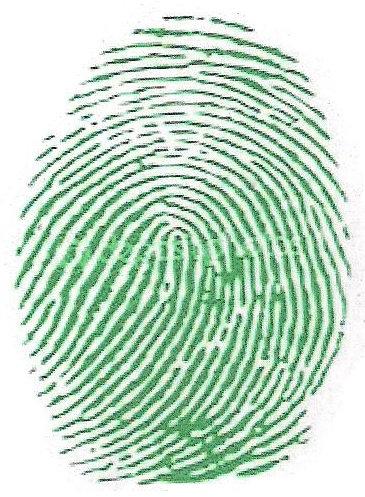 Green Fingerprint 102