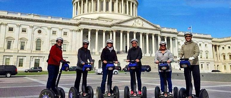 Washington D.C. Segway Tours