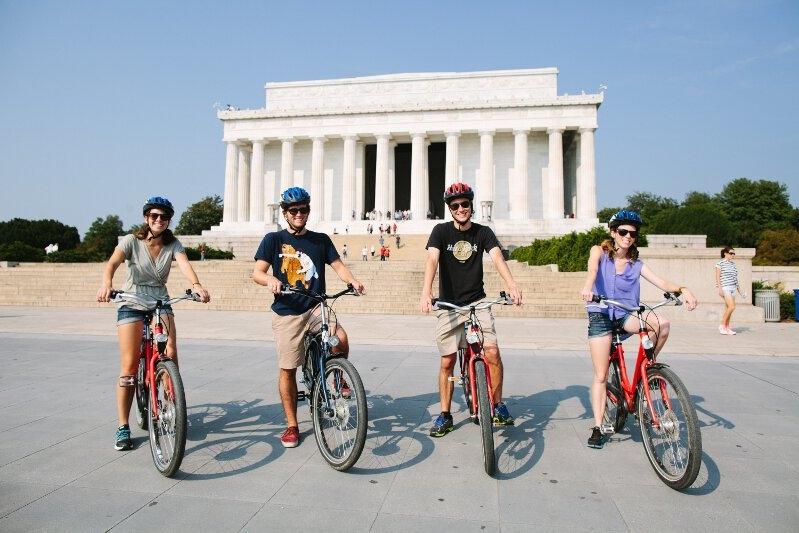 Bike Tours Of D.C.