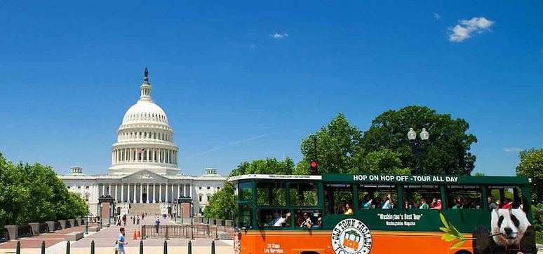 2 Day D.C. Do It All Tours!