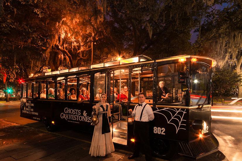 Haunted Tours Of Savannah