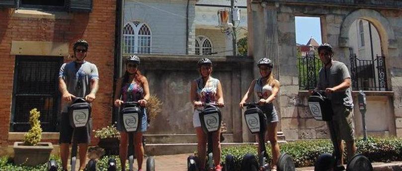 Savannah By Segway Tours
