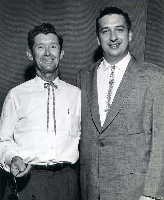 Roy Acuff and Charlie