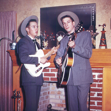 Jimmy and Charlie