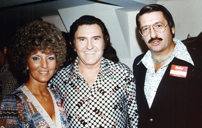 Dottie West, Webb and Charlie