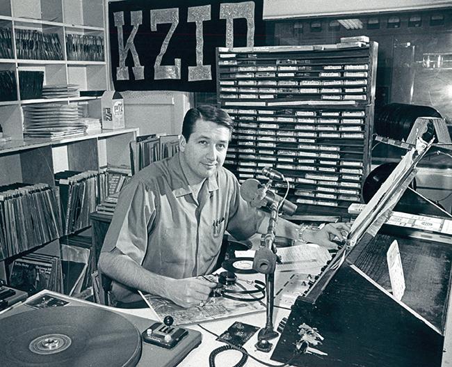 Charlie In the Studio