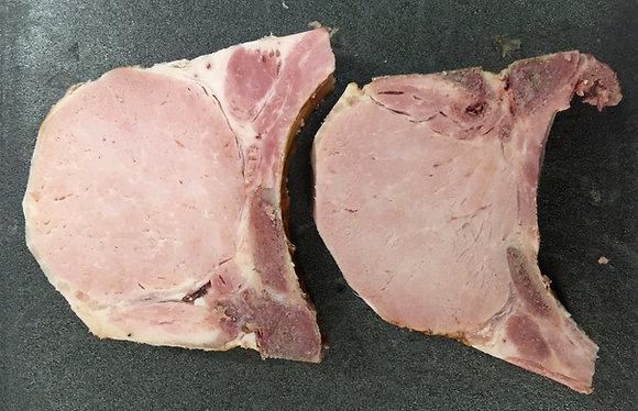 Pork Chops (Smoked)