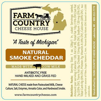 Natural Smoked Cheddar