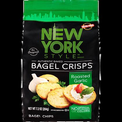 NY Style Bagel Crisps
