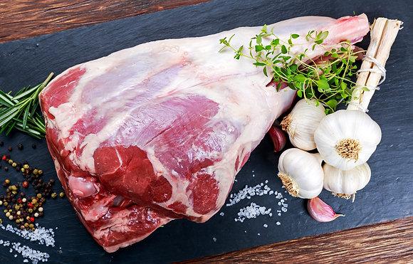 Leg of Lamb (Semi-Boneless)