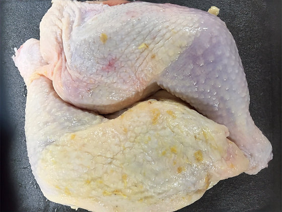 Whole Chicken Leg 1/4 w/o back