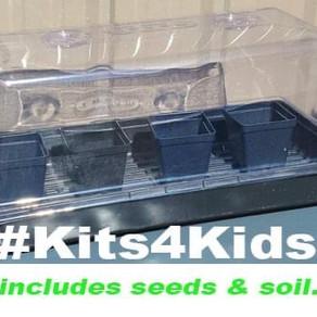 #Kits4Kids MicroFarm Project