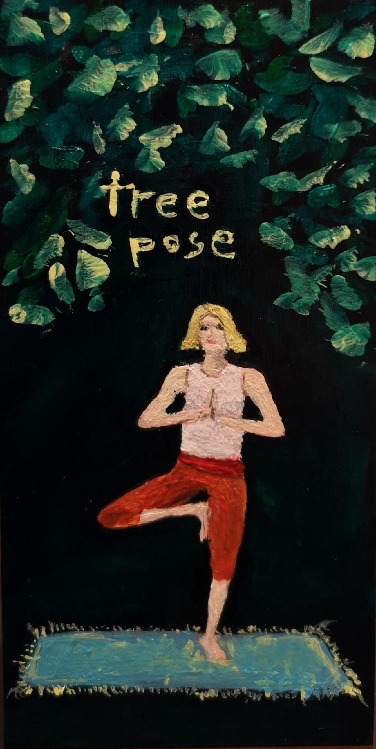 Tree Pose  $25