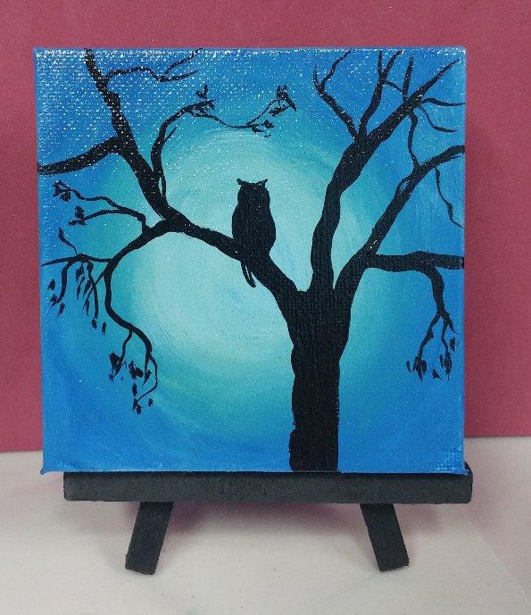 Owl 020
