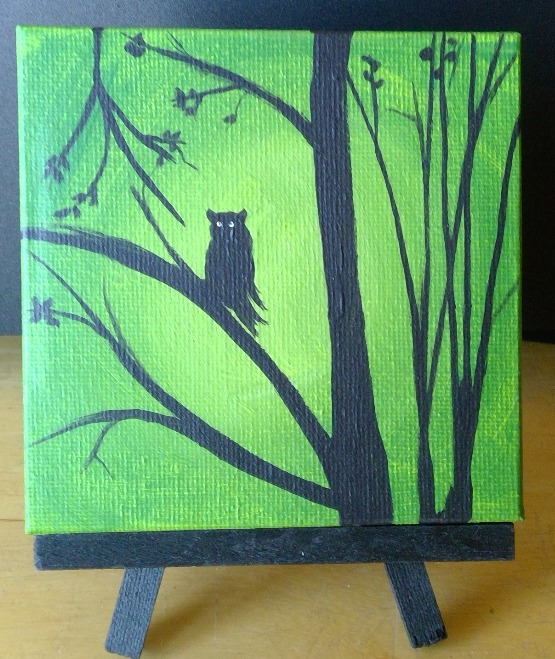 Owl 004