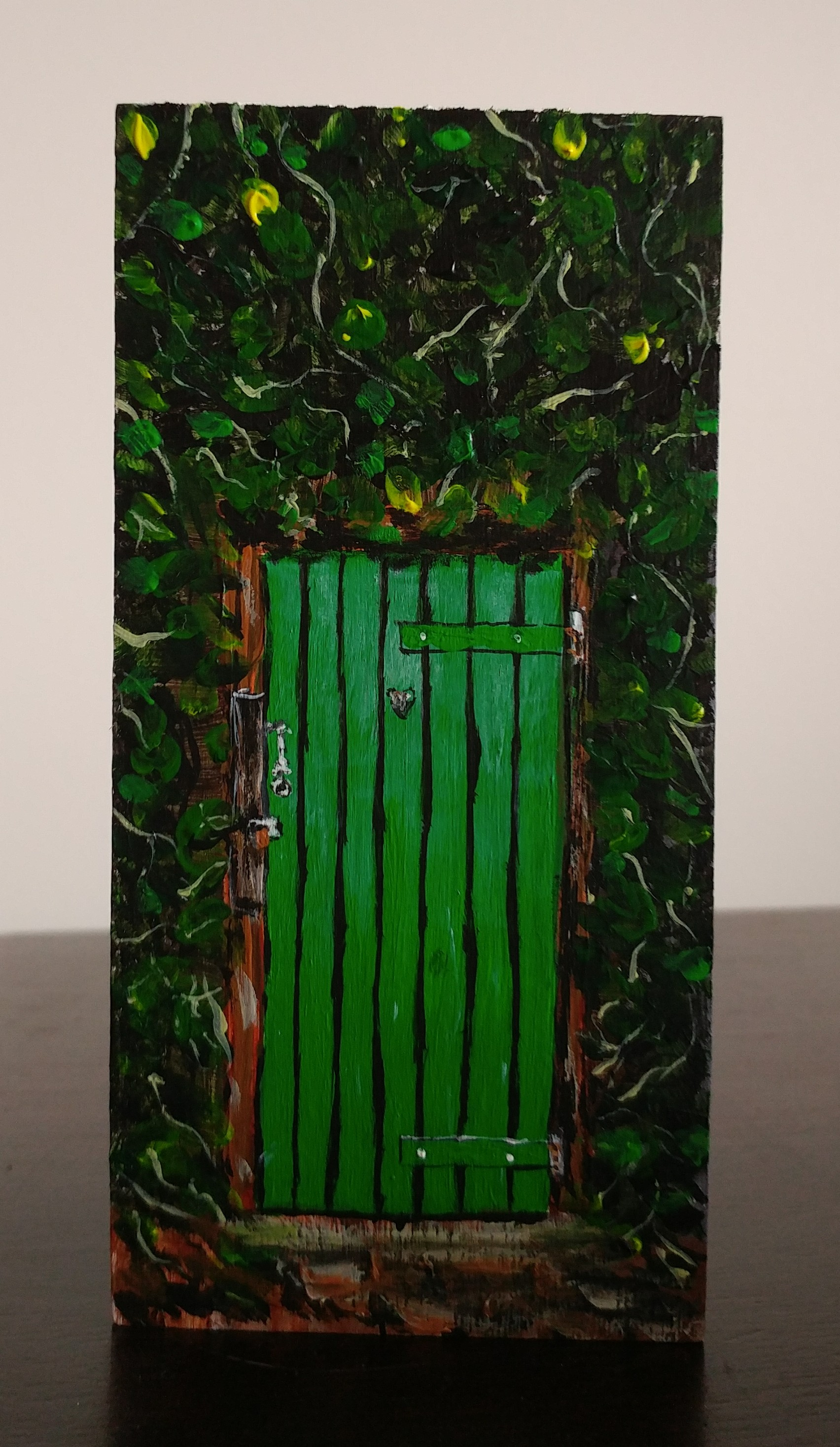 Green Door SOLD