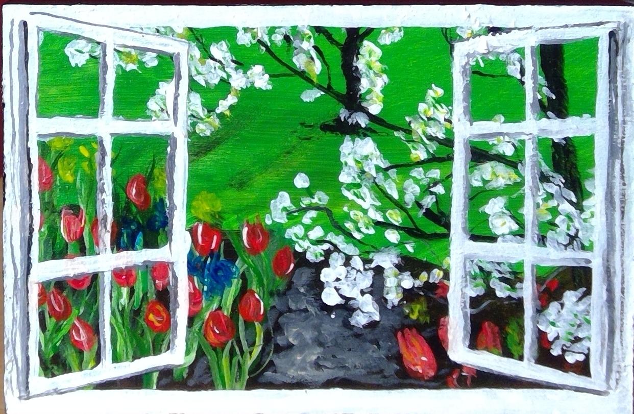 Garden View  SOLD