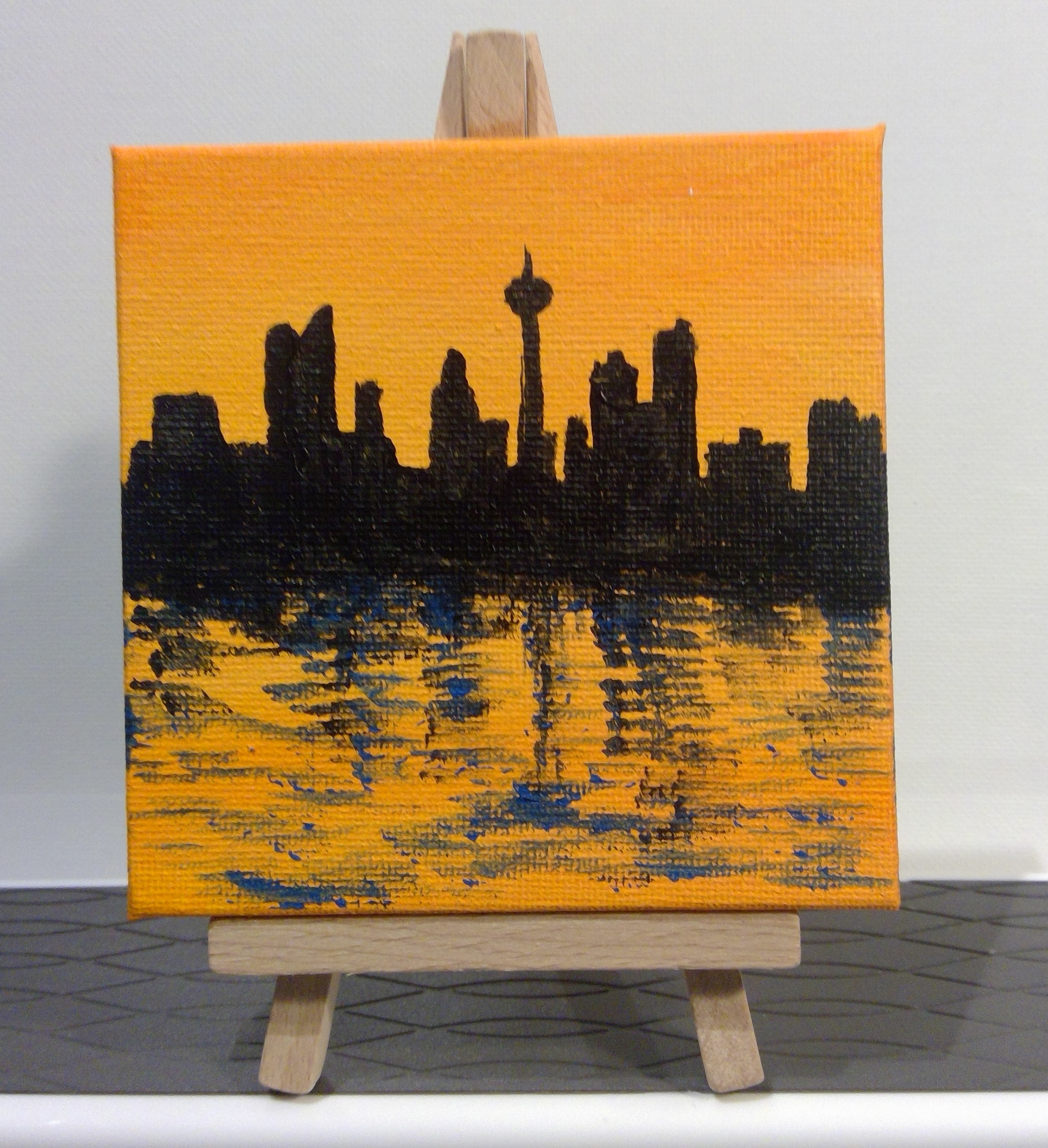 City Reflections $10