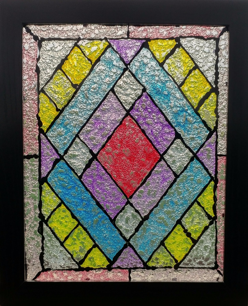 Crystal Quilt  SOLD