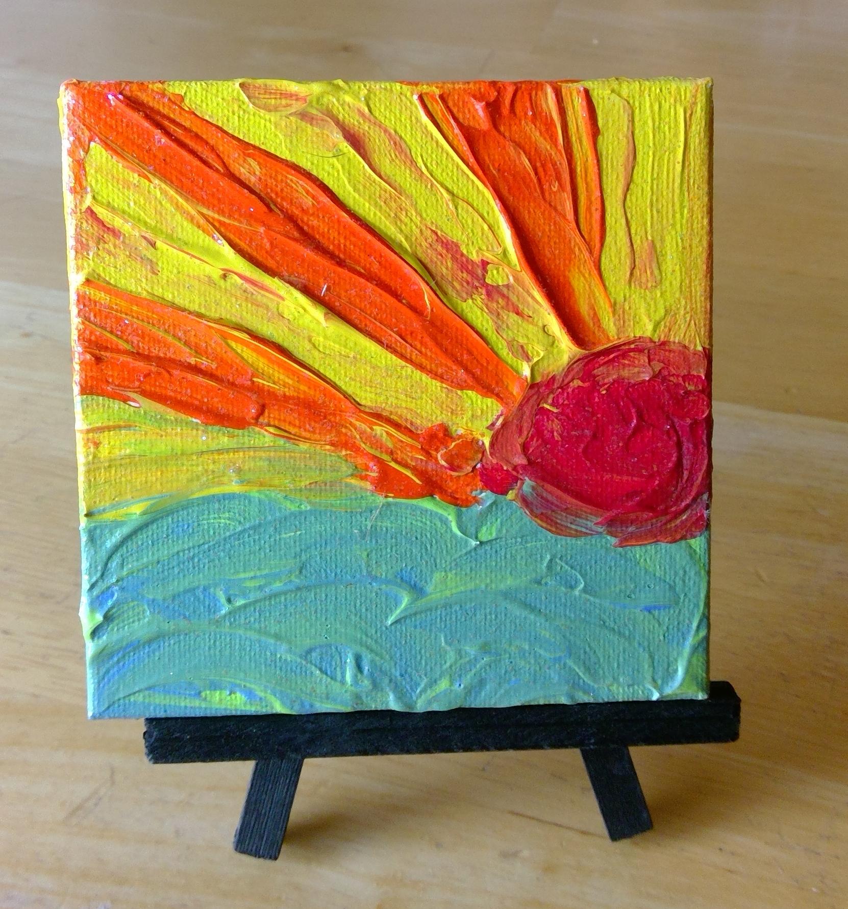 Rising Sun $10