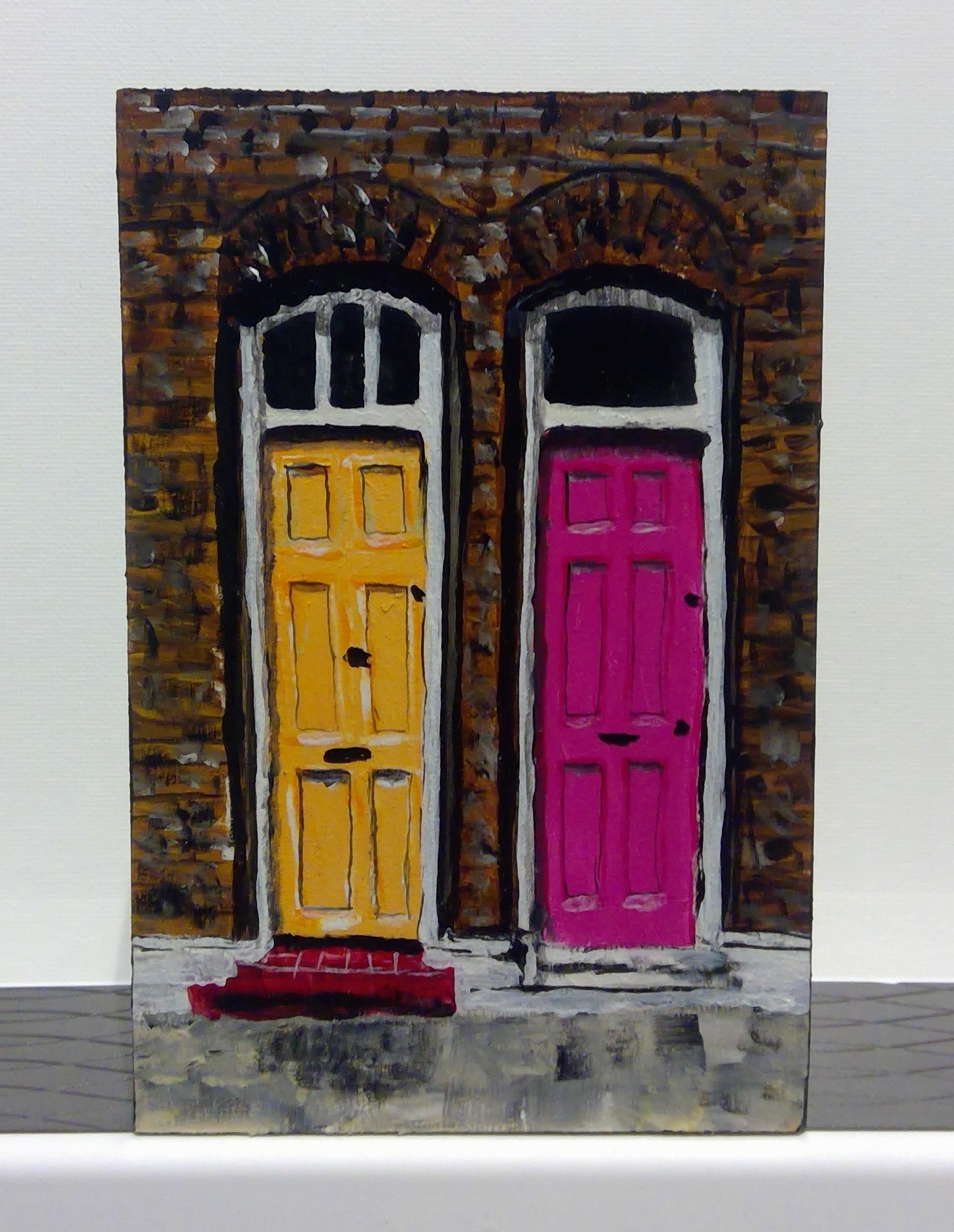 Neighbors (SOLD)