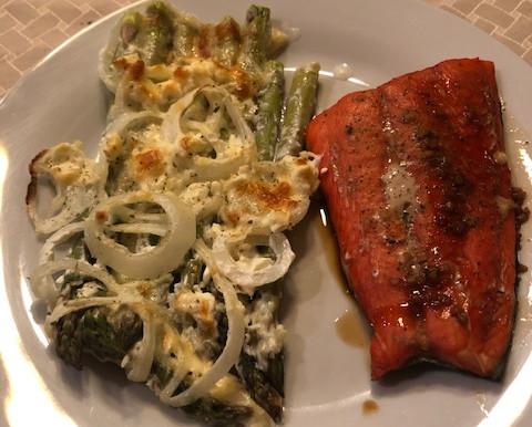 Feb 19 Dinner