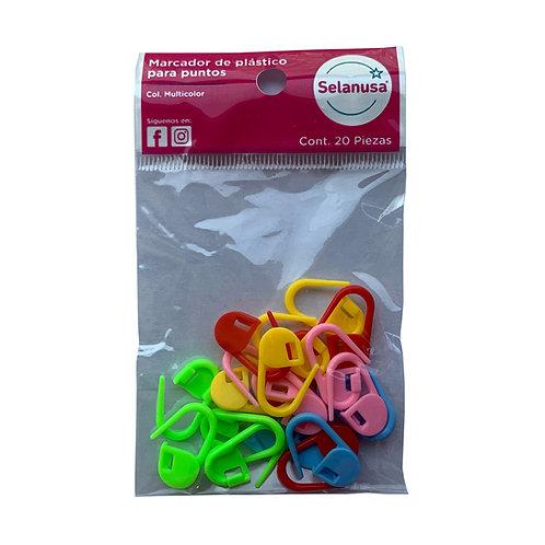 Marcador de Plástico para Puntos