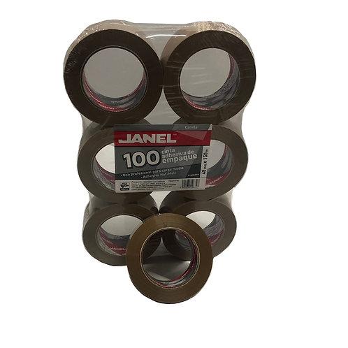 Cinta Canela 48mm X 150m (1 pieza)
