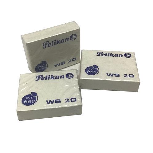 Goma Marca Pelikan WS20 (1 pieza)